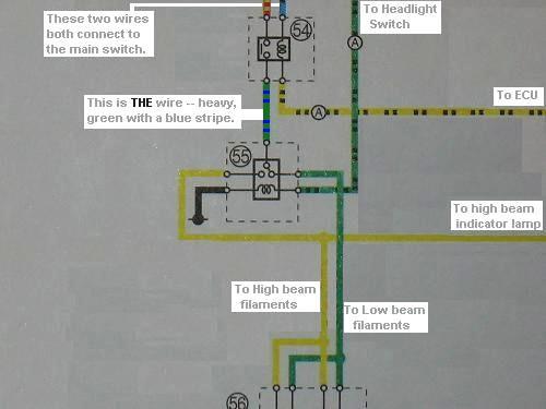 Switch Wiring Diagram On Single Pole Dual Throw Switch Wiring Diagram